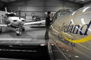 usher aviation at Sligo Airport